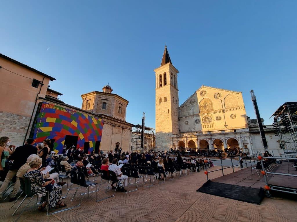 Spoleto - Festival dei due mondi