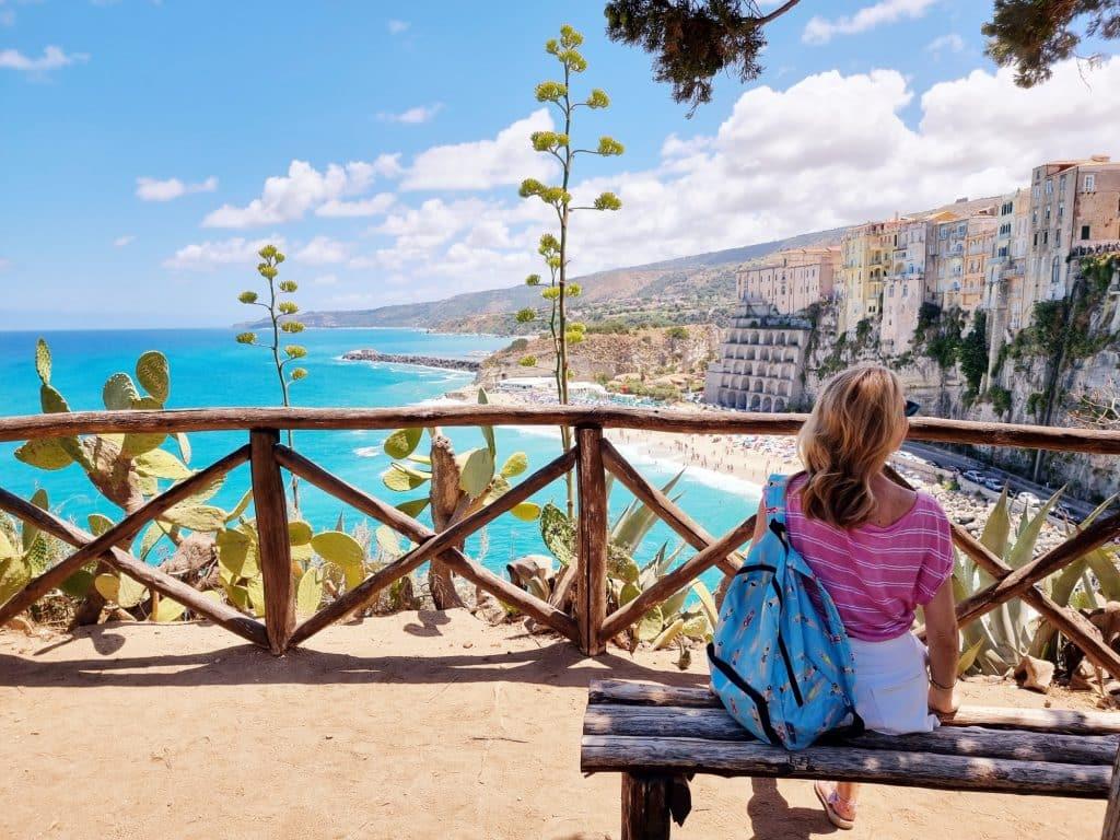 Tropea - Santuario di Santa maria dell'Isola