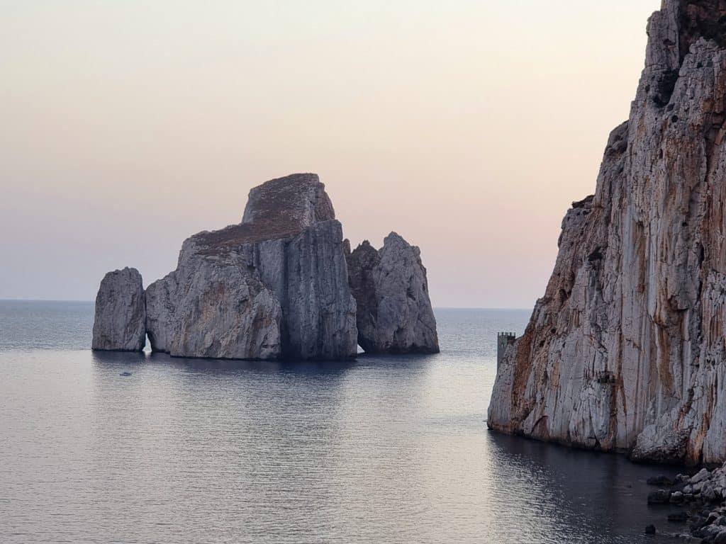 Sardegna - Porto Flavia e il Pan di Zucchero
